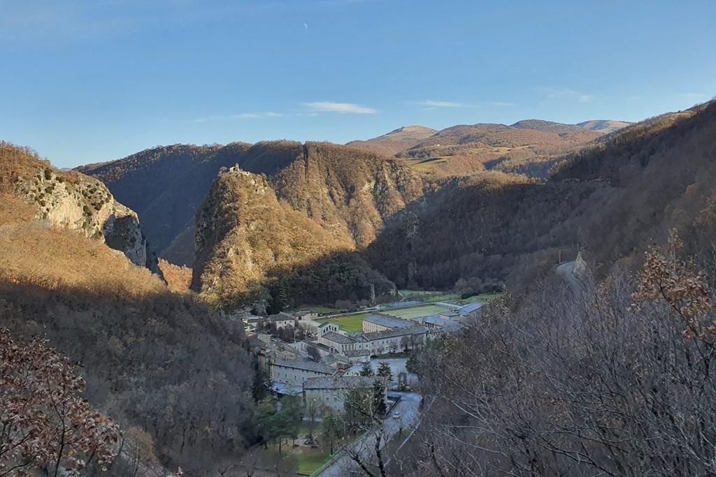 Il Sentiero del Sacro a Roccaporena, sui passi di Santa Rita